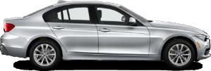 BMW 320i Car Rental