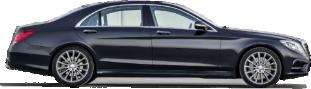 Mercedes S400 Car Rental