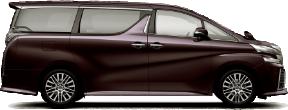 New Toyota Vellfire Car Rental