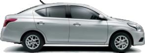 Nissan Almera Car Rental