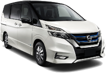 Nissan Serena Highway Star Car Rental