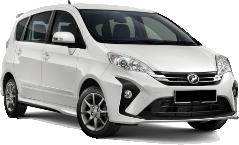 Perodua Alza Rental
