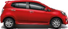 Perodua Axia Car Rental