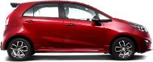 Proton Iriz Car Rental