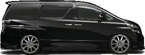 Toyota Vellfire Car Rental